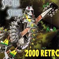 [Spiders and Snakes 2000 Retro Album Cover]