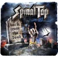 Spinal Tap Back From The Dead Album Cover