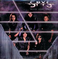 [Spys Behind Enemy Lines Album Cover]