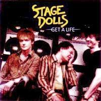 [Stage Dolls Get A Life Album Cover]