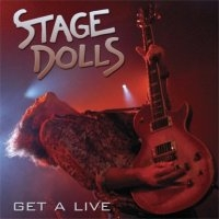 [Stage Dolls Get A Live Album Cover]
