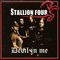 [Stallion Four Devil In Me  Album Cover]
