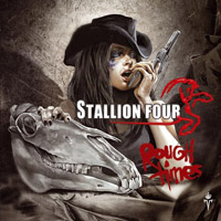 [Stallion Four Rough Times Album Cover]