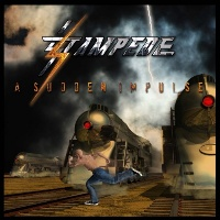 [Stampede A Sudden Impulse Album Cover]