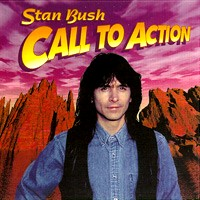 [Stan Bush Call To Action Album Cover]