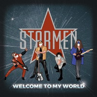 Starmen Welcome to My World Album Cover