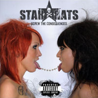 [Star Rats Screw The Consequences Album Cover]