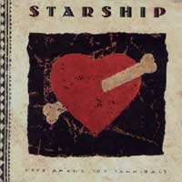 [Starship Love Among The Cannibals Album Cover]
