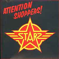 [Starz Attention Shoppers! Album Cover]