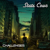 [State Cows Challenges Album Cover]
