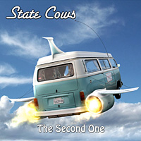 [State Cows The Second One Album Cover]