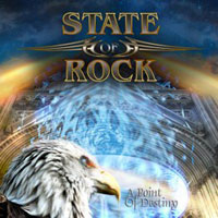 [State Of Rock A Point of Destiny Album Cover]