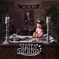 [State of Salazar All the Way Album Cover]