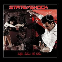 [State Of Shock Life, Love and Lies Album Cover]