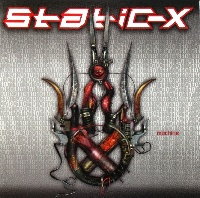 [Static-X Machine Album Cover]