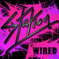 [Station Wired  Album Cover]