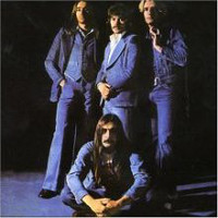 [Status Quo Blue For You Album Cover]