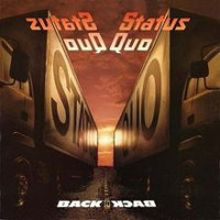 [Status Quo Back To Back Album Cover]