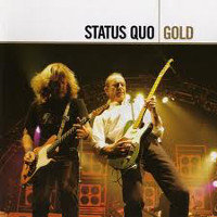 [Status Quo Gold Album Cover]