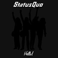 [Status Quo Hello Album Cover]