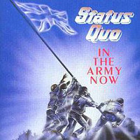 Status Quo In The Army Now Album Cover