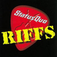 [Status Quo Riffs Album Cover]