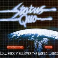 [Status Quo Rockin' All Over The World Album Cover]