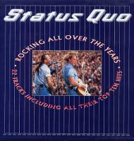 [Status Quo Rocking All Over the Years Album Cover]