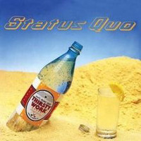 [Status Quo Thirsty Work Album Cover]
