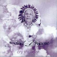 [Steel Breeze Cry Thunder Album Cover]