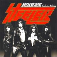 [Steeler American Metal: The Steeler Anthology Album Cover]