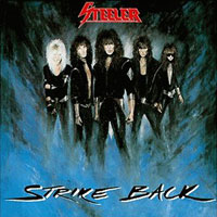[Steeler Strike Back Album Cover]