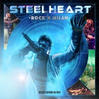 Steelheart Rock'n Milan Album Cover