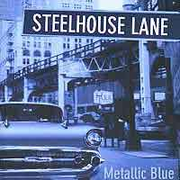 Steelhouse Lane Metallic Blue Album Cover