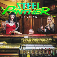 [Steel Panther Lower the Bar Album Cover]