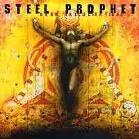 [Steel Prophet Dark Hallucinations Album Cover]