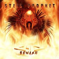 [Steel Prophet Beware Album Cover]