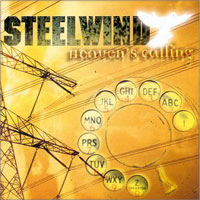 [Steelwind Heaven's Calling Album Cover]