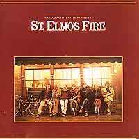 [Soundtracks St. Elmo's Fire Album Cover]
