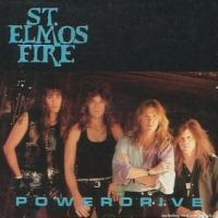 St. Elmo's Fire Powerdrive Album Cover