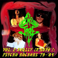 [St. Elmo's Fire Vol. 2 Really In Love!: Psycho Rockers '79-'84 Album Cover]