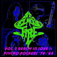 St. Elmo's Fire Vol. 3 Really In Love!: Psycho Rockers '79-'84 Album Cover