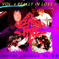 [St. Elmo's Fire Vol. 4 Really In Love!: Psycho Rockers '79-'84 Album Cover]