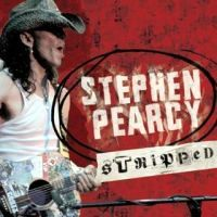 [Stephen Pearcy Stripped Album Cover]