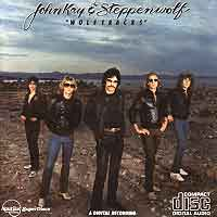 John Kay and Steppenwolf Wolftracks Album Cover