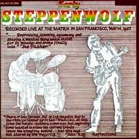 [Steppenwolf Early Steppenwolf Album Cover]