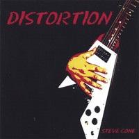 [Steve Cone Distortion Album Cover]