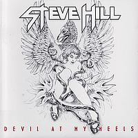 [Steve Hill Devil At My Heels Album Cover]