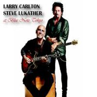 [Steve Lukather At Blue Note Tokyo Album Cover]