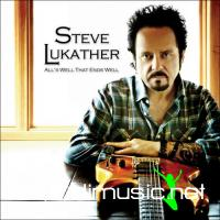 [Steve Lukather All's Well That Ends Well Album Cover]